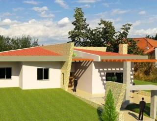 Παθητικό Κτήριο στην Χαλκιδική, Passive house, εξοικονομώ, ενέργεια, αντλία θερμότητας, θερμομόνωση, Dynamiki A.T.E.