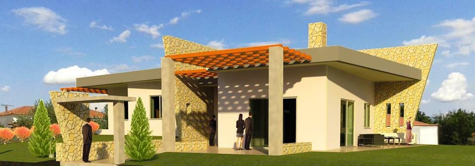 Παθητικό Κτήριο στην Χαλκιδική by Dynamiki ATE