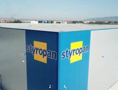 Styropan Κατσαουνιδης Κατασκευη Βιομηχανικο Κτηριο Δυναμικη Ατε